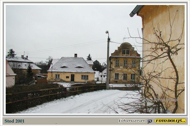 2001 Stod, Na Vršíčku, Foto Pavel Dolejš.