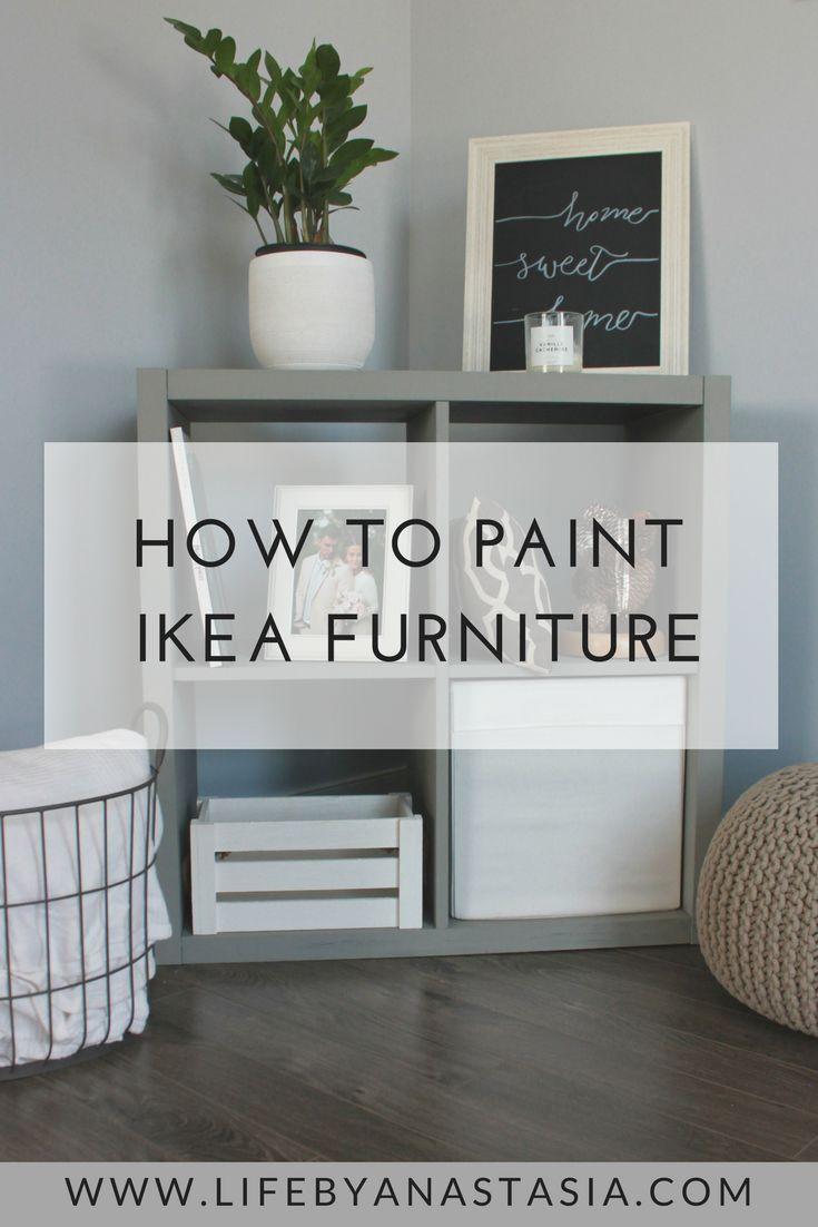 I'm pretty sure that the majority of households own some form of IKEA furniture, and why wouldn't you?! It's affordable and looks pretty damn decent for the most part. However one thing I am not a fan of is the lack of colours their products c