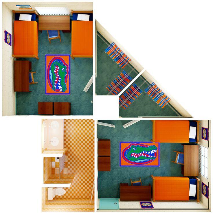 7 best uf images on pinterest college dorm rooms dorm for Best housing at uf