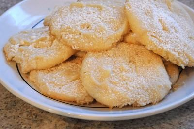 Lemon and Condensed Milk Biscuits (Botswana). Photo by GiddyUpGo