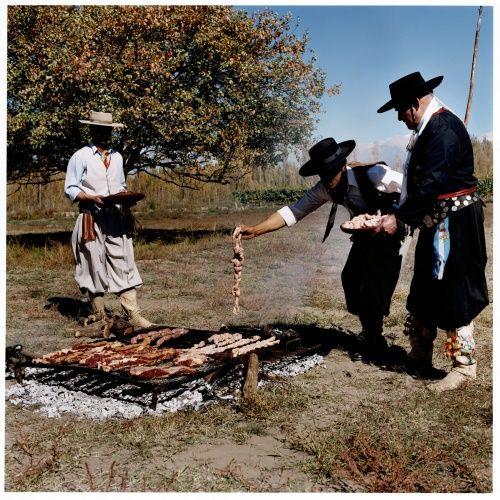 gauchos making asado - Google Search