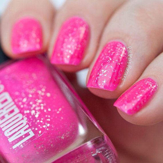 Neon Nail Polish Online: Best 25+ Neon Pink Nail Polish Ideas On Pinterest