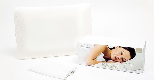 Gewinne eines von 10 Premium Kissen von SCHLAFMEISTER. Nur für kurze Zeit - jetzt Teilnehmen