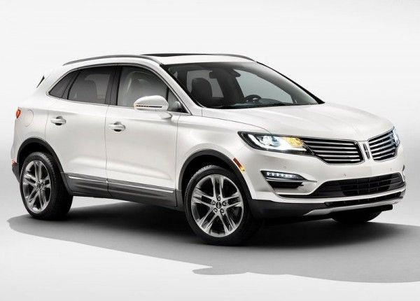 2015 Lincoln MKC White 600x430 2015 Lincoln MKC Full Reviews