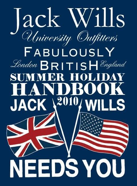 #JackWills Summer Handbook 2010 - needs you!