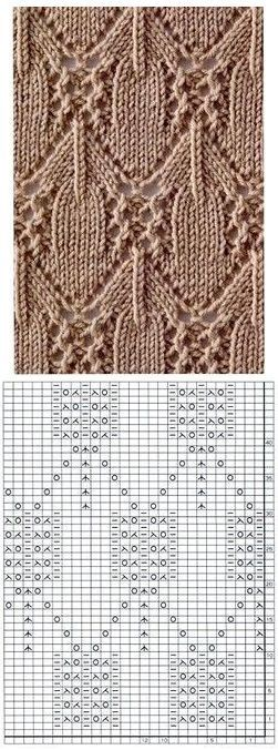 Irina: Knitting Stitches Gallery (needles)