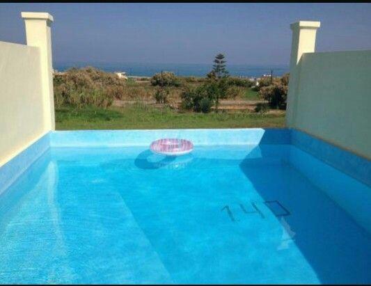 Solimar Aquamarine Hotel private pool