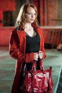 Agent Einstein will be played by Lauren Ambrose