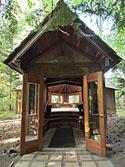 Breitenbush Hot Springs: Hot Spring