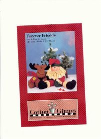 Muñeco de santa claus y reno en fieltro Moldes de muñecos navideños Moldes navideños para imprimir Moldes de muñecos de santa ...