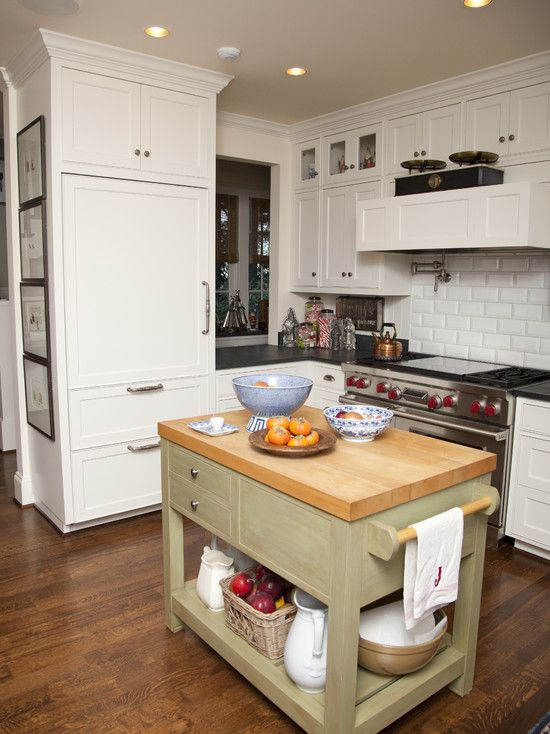 Kitchen Small Open Kitchen With Island Design, Pictures, Remodel, Decor And  Ideas