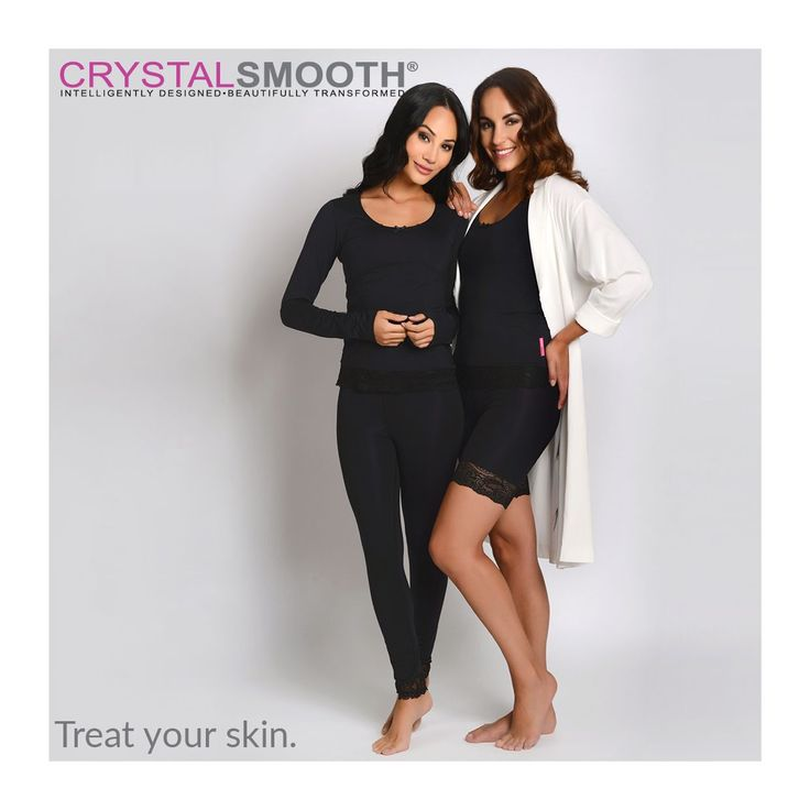 CRYSTALSMOOTH is your anti cellulite everyday wear. You can wear it to sleep, to travel, under your work clothes or just as a loungewear. Check profile for more info. . . . . . #CRYSTALSMOOTH #everydaywear #sleepwear #loungewear #madetotravel #underwear #work #treatment #treat #skin #skinsmooth #anticellulite #cellulite #betterskin #beauty #beautyblogger #sleepwearset #shopping #onlineshopping #treatyourskin #body #bodygoals