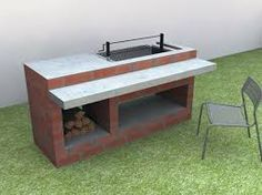 25 best ideas about asadores de ladrillos on pinterest for Asadores para carne jardin