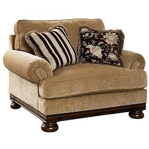 Oversized Chair   Shop Furniture Chairs Accent Chairs Porters Gate Umber  Oversized Chair .