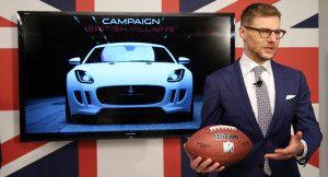 Jaguar F TYPE Coupe to Take Center Stage at the Super Bowl! | Jaguar Orlando Blog