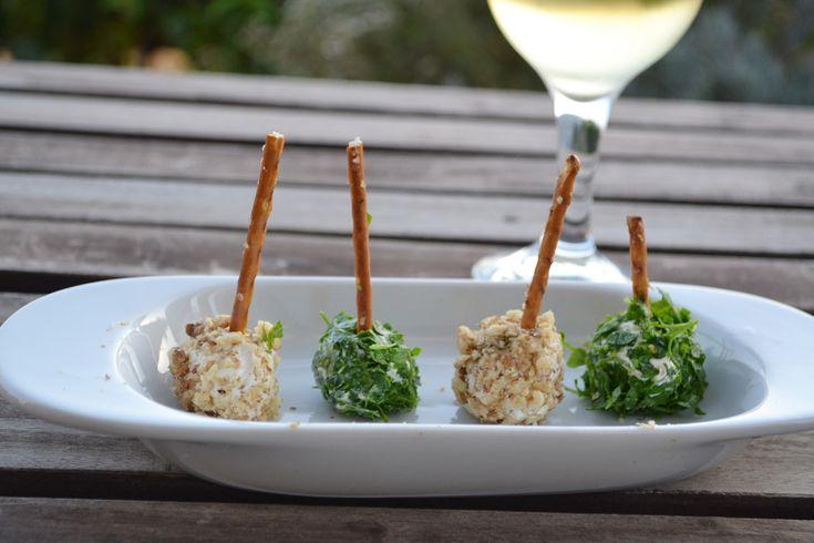 Τυρομπουκιές με τυρί κρέμα - Craft Cook Love