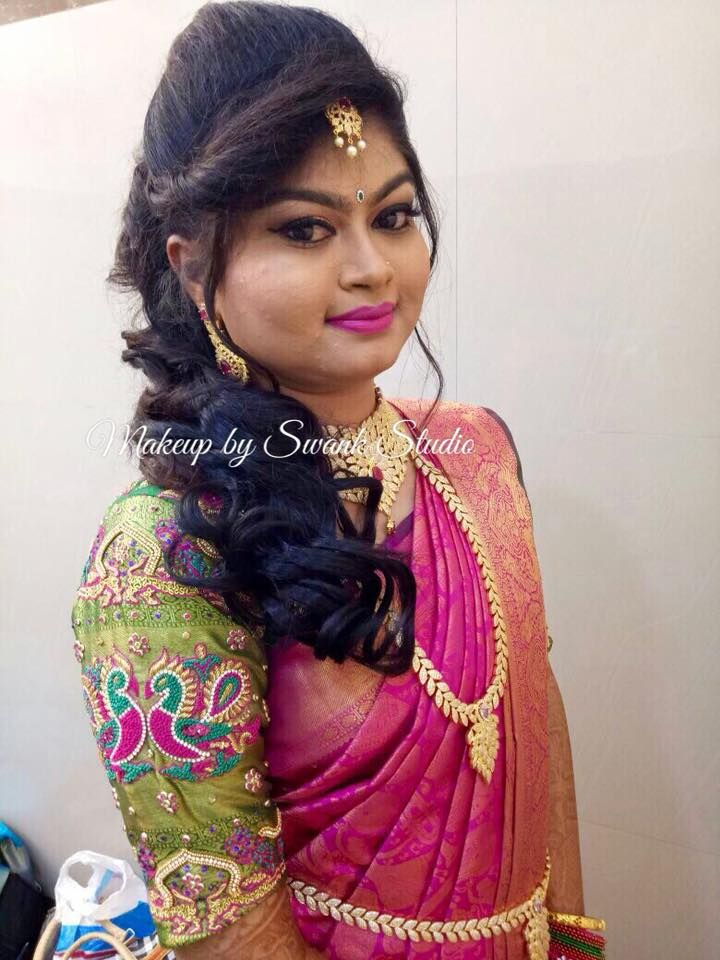 Indian Wedding Reception Makeup Saubhaya Makeup