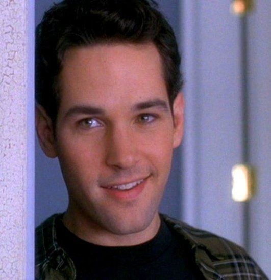 Paul Rudd: One of the most underrated actors of Hollywood. His smile is ADORABLE!