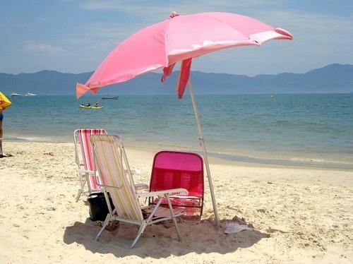 Pink Beach.