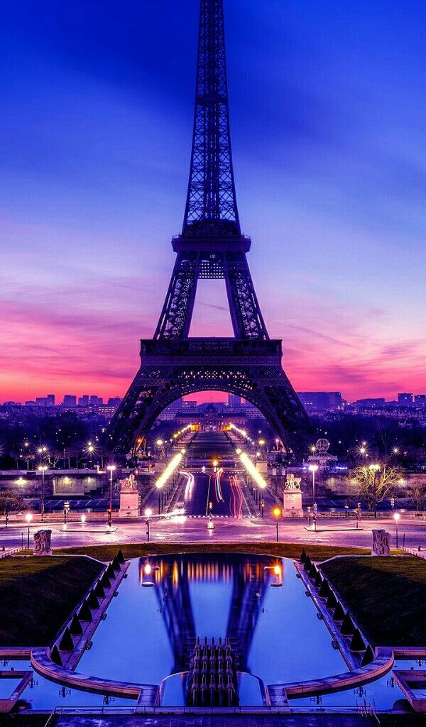 Paris Eiffel Tower Paris Eiffel Tower Beautiful Paris Cool night eiffel tower wallpaper for
