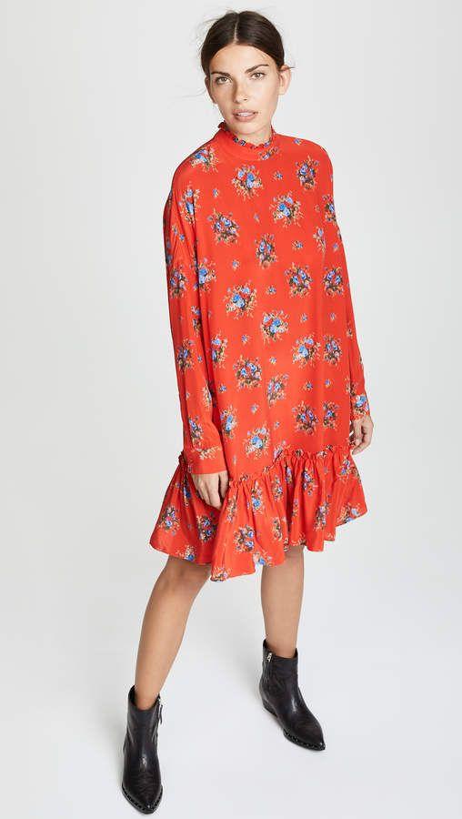 2531e2dbef3 Ganni Kochhar Mini Dress