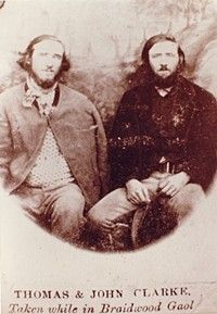 The Clarke Brothers - Bushrangers