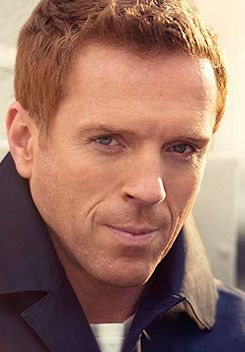 Dammit! Damian Lewis makes me question my policy on gingers.