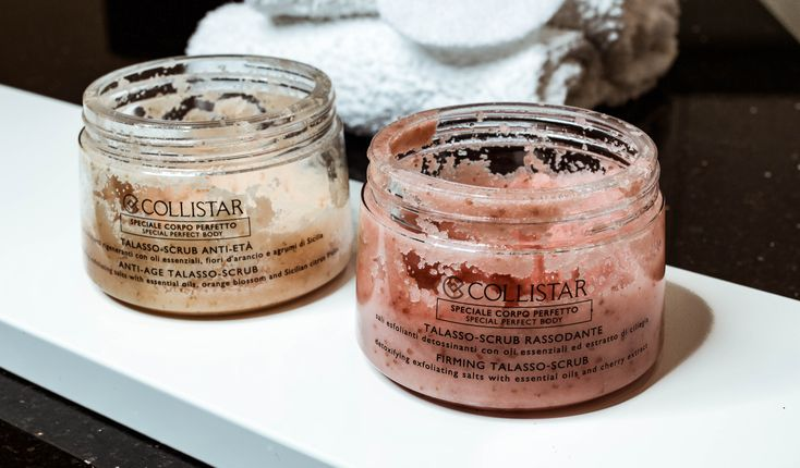 #goodbyecellulite #cellulite #cosmetics #collistar #coffee #scrub #peeling #skin #beauty #masage #bath #shower #water #diy