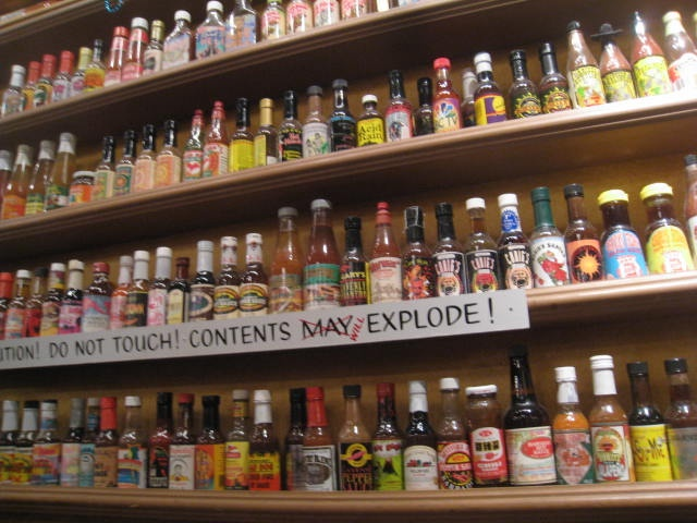 Heaven on Seven, one of my favorite places I ate at while I was in Chicago. Amazing food and so unique. I definitely want to go back and eat there someday.
