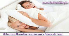 Como tratar a apneia do sono? Como curar apneia do sono naturalmente: remédios caseiros, dicas e truques: Solução natural para apnéia