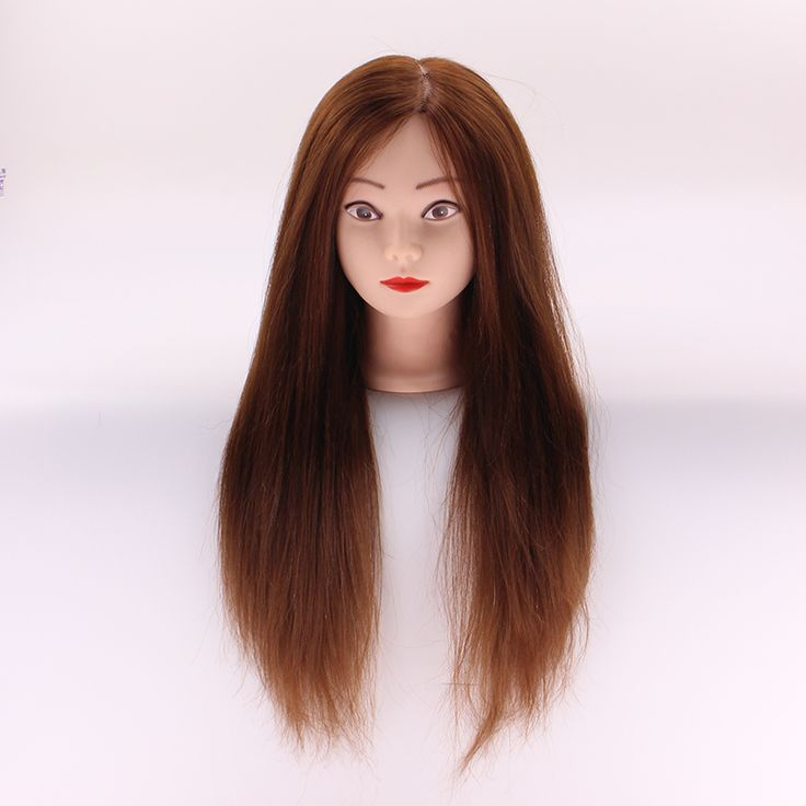 >> Click to Buy << XXXG//New 20 inch Hair Styling Mannequin Head Blonde Hair Hair Hairstyle Hairdress Hairdressing Training Doll Female Mannequins #Affiliate