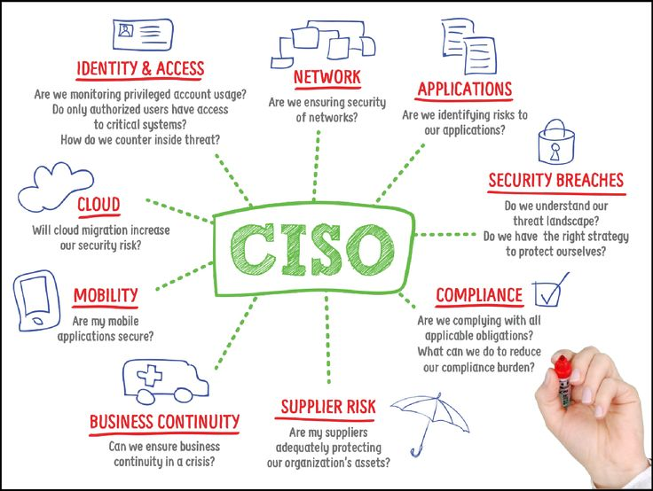11 best Cyber Security images on Pinterest Info graphics - ciso resume