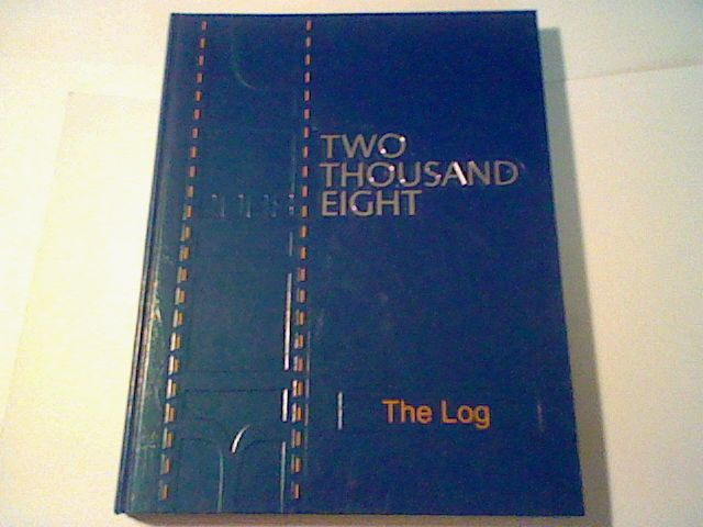 LINCOLN PARK HIGH SCHOOL, LINCOLN PARK, MICHIGAN YEARBOOK - LOG - 2008  :)