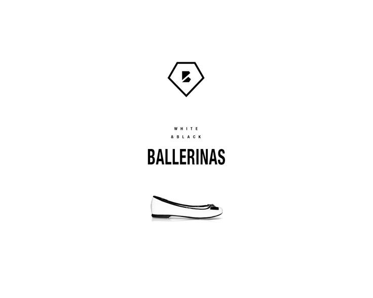 BOHEMA ballerinas