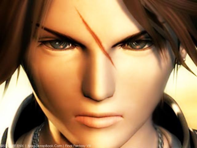 1000+ Images About Squall Leonhart/Leon