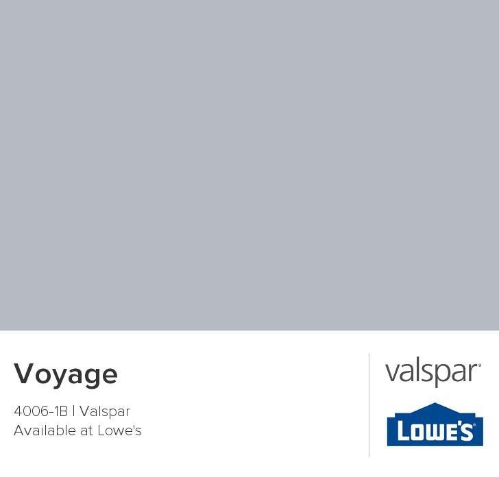 Voyage from Valspar