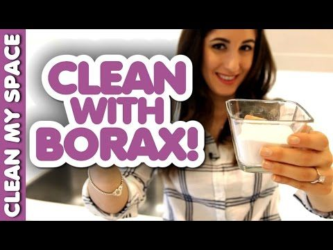 10 Ways to Clean with Borax That No One Ever Told You About