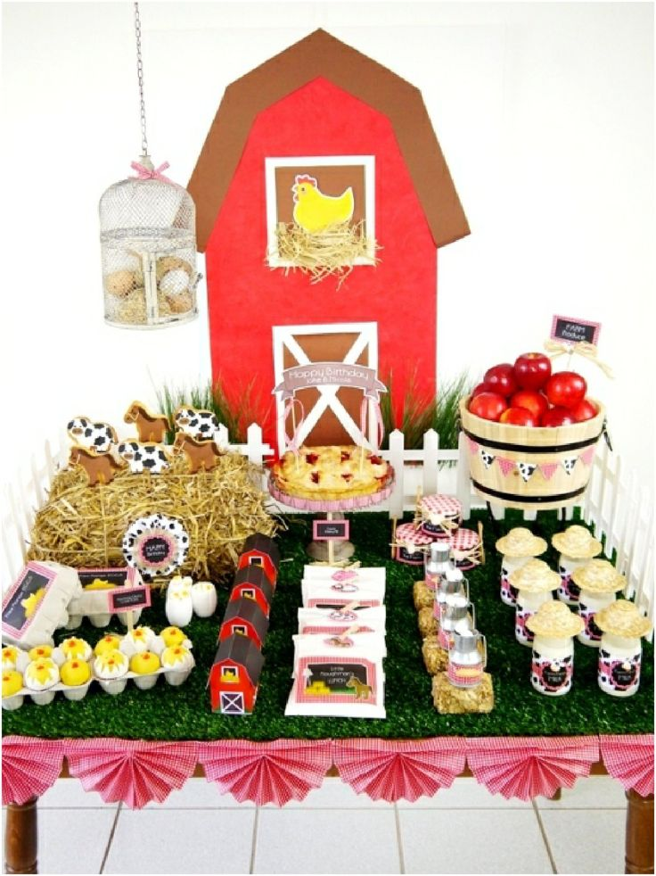 Decoration Table Anniversaire Enfant Id Es De Design
