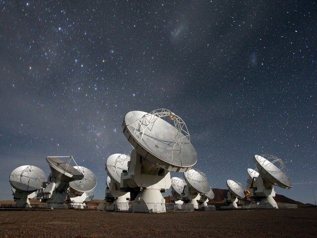 ALMA to set its sights on COSMOS | COSMOS