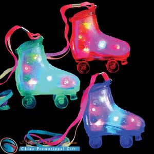Flashing Roller Skates - Birthday party favour