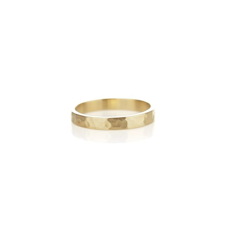 Brass hammered band | Dear Rae | Online Shop
