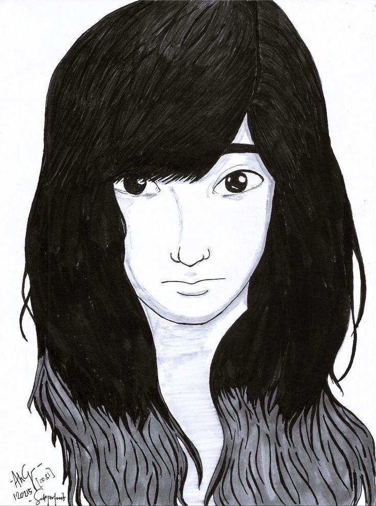 TITLE: Self Portrait DATE: 120215