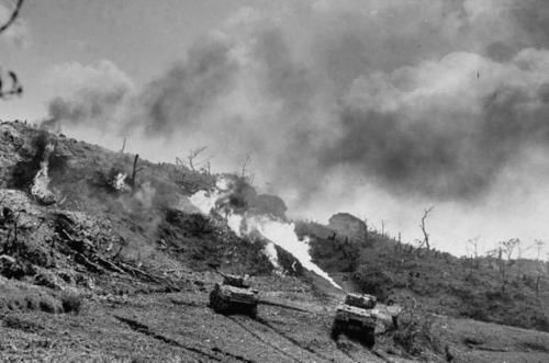 World War 2 - Rare Pictures of Battle of Okinawa