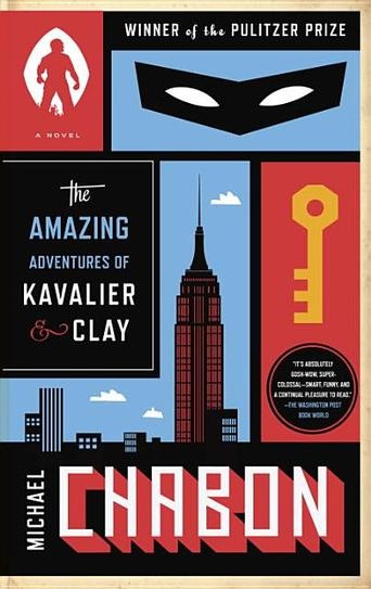 The Amazing Adventures of Kavalier & Clay (with bonus content) by Micahel Chabon - 1001 Books Everyone Should Read Before They Die (Bilbary Town Library: Good for Readers, Good for Libraries)