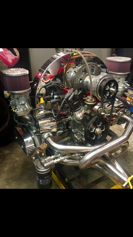 Type 1 1835cc dual hpmx's