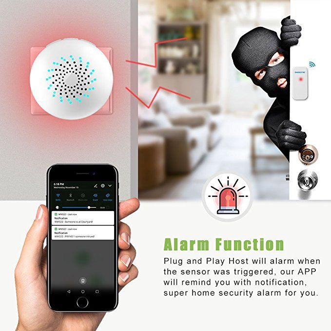 Pin On Home Security Alarm Systems