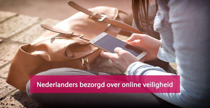 Nederlanders maken zich zorgen over de veiligheid van online persoonsgegevens. Dit blijkt uit het 'Whats Happening Online' onderzoek van Ruigrok NetPanel.
