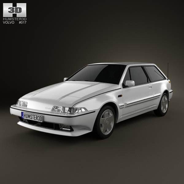 Volvo 480 1986