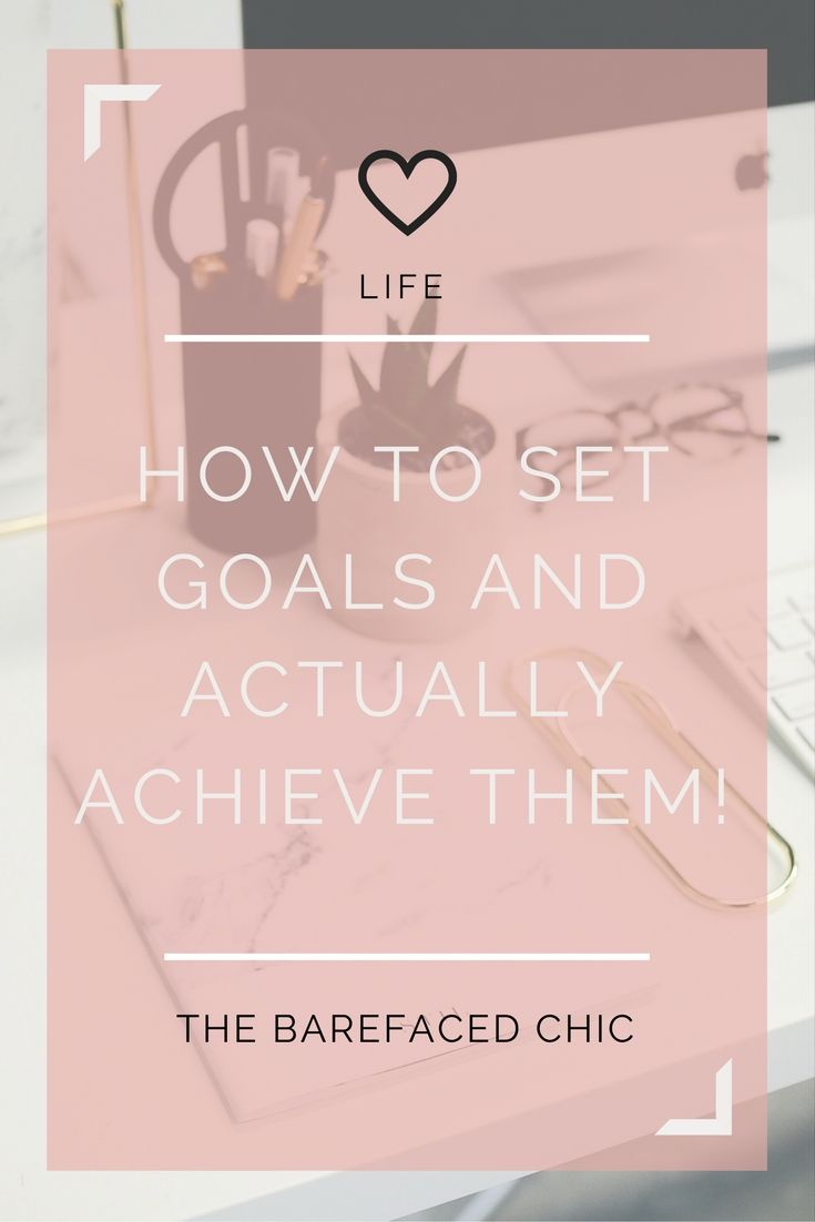 Life is complicated, that's why I believe that setting and achieving goals should be as simple as possible.  How do we do that? By not overloading our lives with too many goals. Click through to read my top tips on achieving your goals.