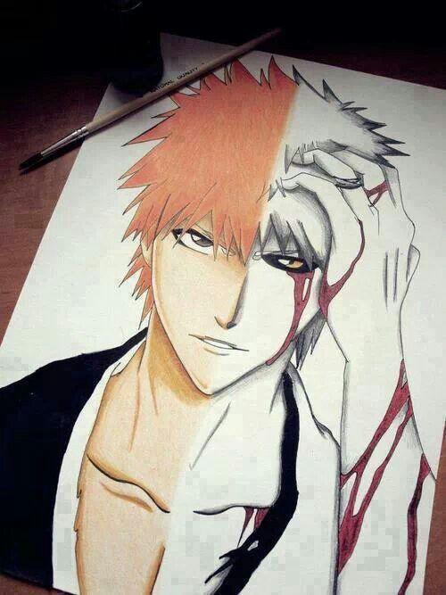 Kurosaki Ichigo art.
